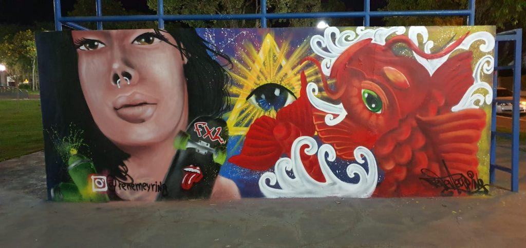 Simbologia Maçônica ganha espaço na Arte em Faxinal